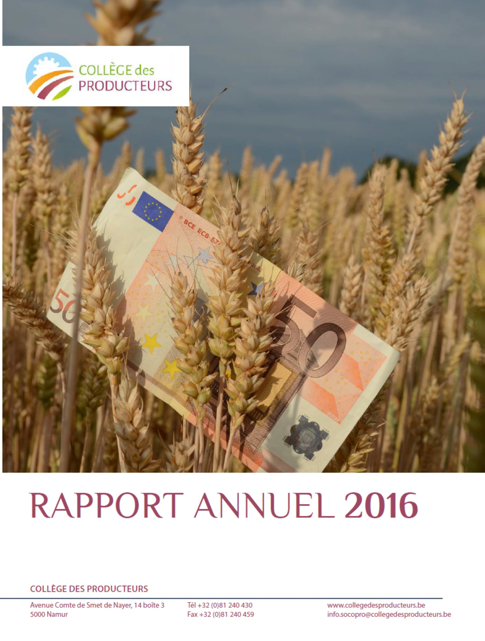 Rapport annule cover