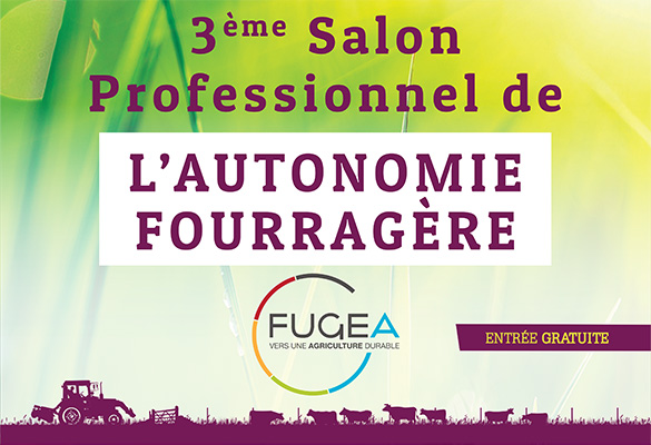 Salon autonomie fourragere 2017